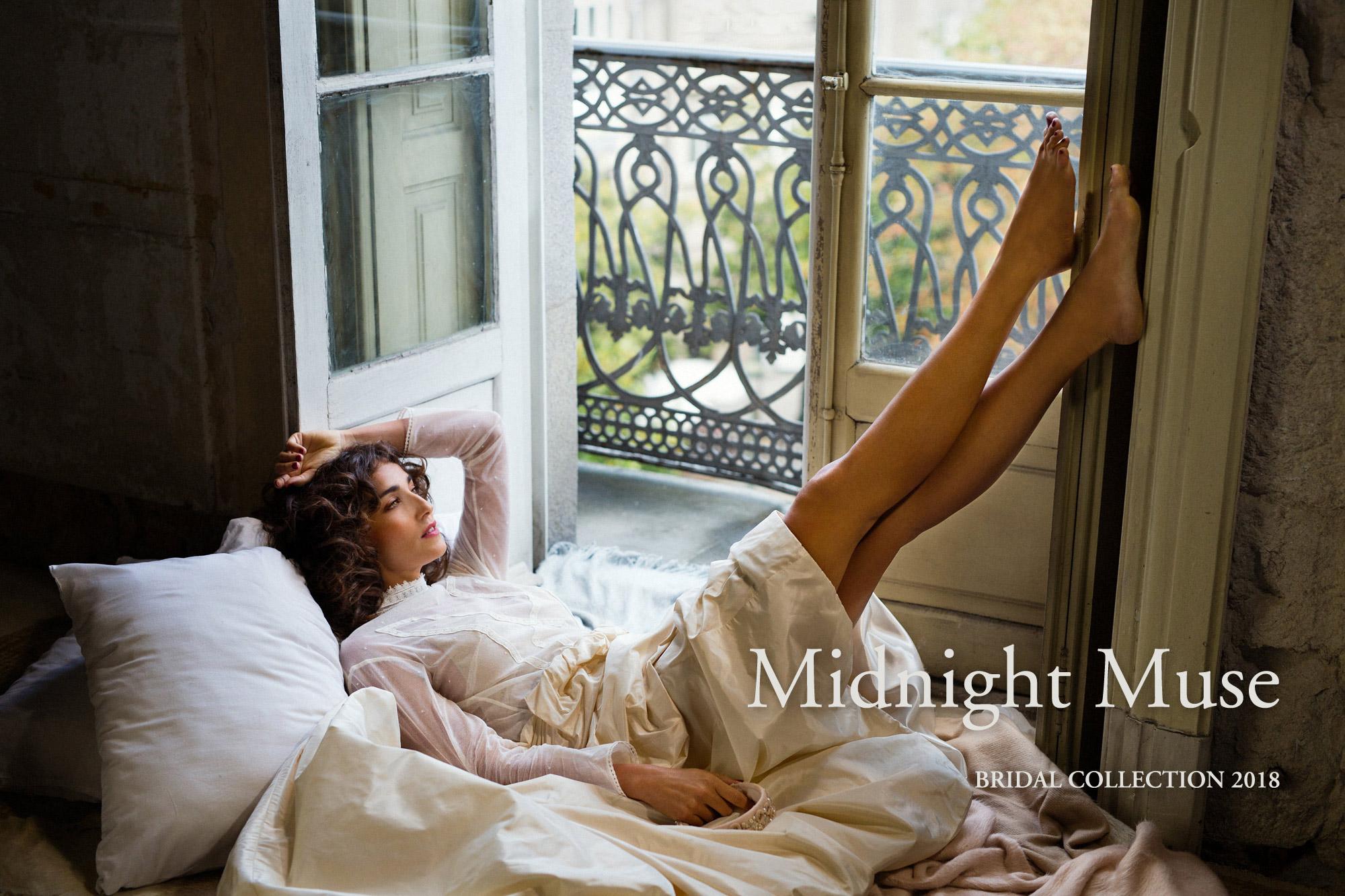 Campaña Midnight Muse 2018